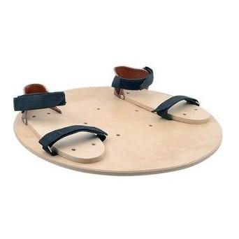 Сферическая платформа с сандалиями WK-S для тренировки равновесия