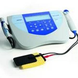 Etius ULM- двоканальної апарат для електротерапії , ультразвукової терапії , лазерної терапії та магнітотерапії