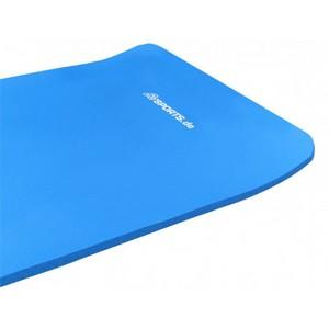 Мат гімнастичний SCSPORTS 190x80x1,5 блакитний