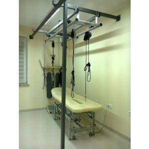 Конструкція окремо стояча або пристінна для SLING THERAPY KINESIS