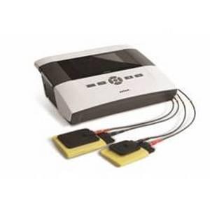PhysioGo 100A апарат для електротерапії, два незалежних канали , LCD 7