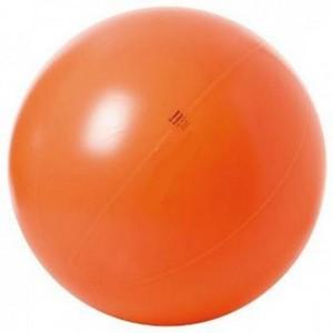 М'яч Pushball 120 cм (без ABS) помаранчевий