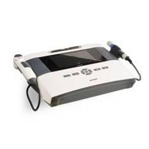 "PhysioGo601C − апарат для ультразвукової , LLLT низькочастотної лазеротерапії, двоканальний, з 7"" сенсорним екраном, батарея"
