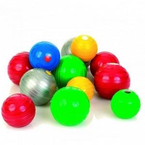 Stonie – малі лікарські м'ячі – різного кольору